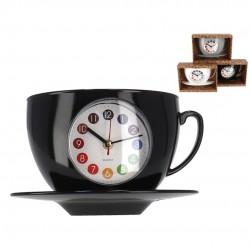 RELOJ DE PARED COFFEE 28 CM