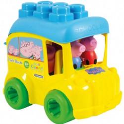Clemmy Baby Peppa Pig Autobús