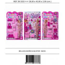 BELLEZA MUÑECA BLISTER SURT3